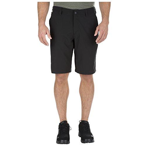 5.11 Tactical Men's Base Short, Black, -