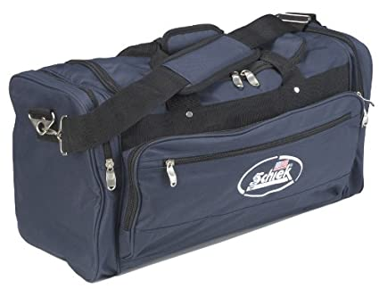 478abc5276 Image Unavailable. Image not available for. Color  Schiek Sports 22 quot  Deluxe  Gym Bag ...