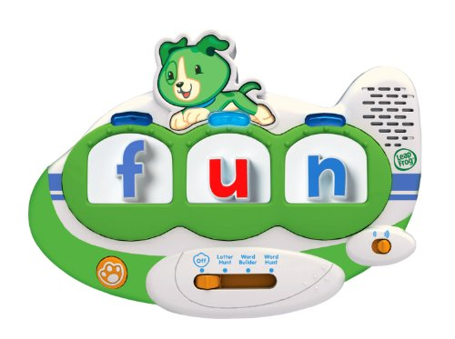 LeapFrog Fridge Words Magnetic Word Builder by LeapFrog