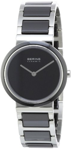 BERING Time Damen-Armbanduhr Slim Ceramic 10729-742