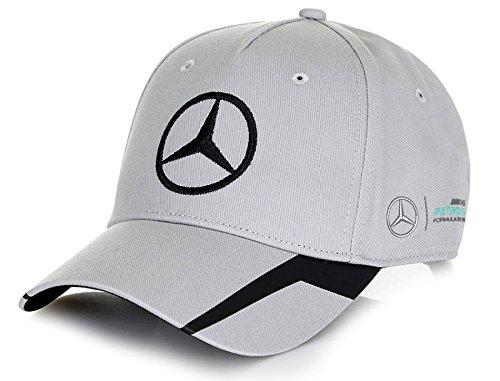 mercedes-benz-petronas-amg-formula-1-gray-mamgp-team-hat-cap-adjustable