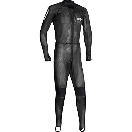 Cortech RR Air Men's 1-Piece Undersuit Street Body Armor - Black / (Street Body Armor)
