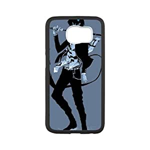 Blue Exorcist Samsung Galaxy S6 Cell Phone Case Black PQN6053055344470