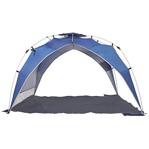 Instant Shade Canopies : Lightspeed outdoors quick canopy instant pop up shade tent