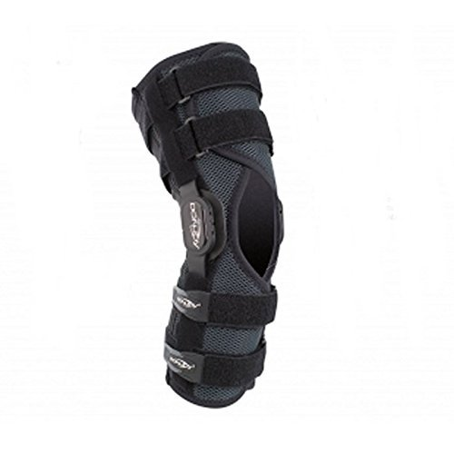 DonJoy Playmaker II Wraparound Knee Brace-Large-Spacer Material