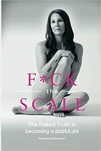 The NAKED TRUTH in becomming a WARR;OR FUCK the SCALE