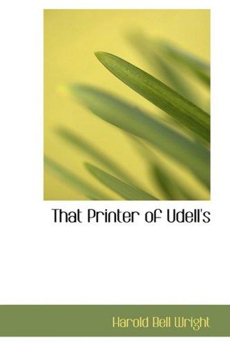 That Printer of Udell's PDF