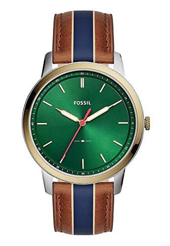 Fossil Herren Analog Quarz Uhr FS5550