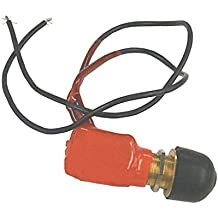 Sierra International MP39350 Push Button Switch, Momentary On - Off SPST, Weather Resistant
