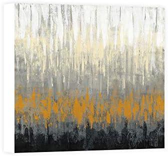 Impresión sobre Lienzo Wall Art Vassileva Silvia Rain on The Asphalt: Amazon.es: Hogar