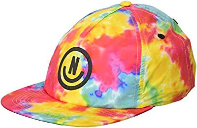 NEFF Men's Wavy Decon Snapback Custom Fitted Hats by neff