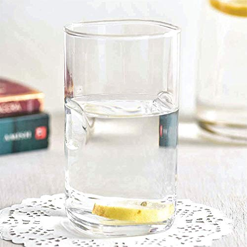 E EZRA Glass Set, 290ml, Set of 6