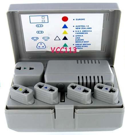Sevenstar Us Eu 50 1600w Ac World Travel Voltage Converter