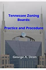 Tennessee Zoning Boards: Practice and Procedure Paperback
