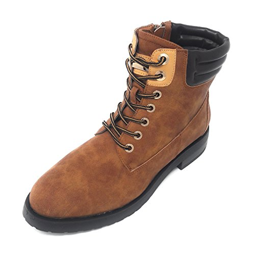 Juliet Damen Herren Wanderschuhe Trekking Stiefel Boots Stiefel Schuh Camel 36-41