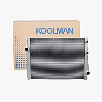 Bmw Radiator Koolman Oem Quality 17117533472 Vinrequired X5 X6