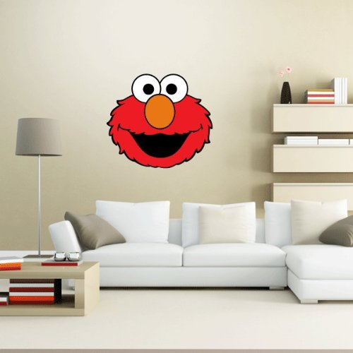 Elmo Sesame Street Wall Graphic Decal Sticker 25
