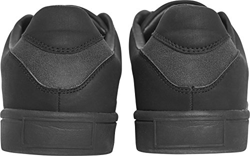 Summer blk Classics Adulte Urban 00017 Mixte Baskets blk Sneaker Noir q15Z6