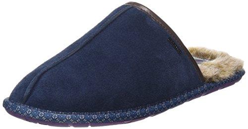 Ted Baker Youngi, Zapatillas de Estar por Casa para Hombre Azul - azul (Dark Blue)