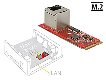 DeLOCK 62949 Adaptador y Tarjeta de Red Interno Ethernet ...