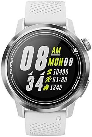 COROS Apex Premium Multisport Watch Trainer Duración de la batería más Duradera: cerámica/Titanio | Monitor de Ritmo cardíaco | Barómetro, altímetro, compás | Ant BLE