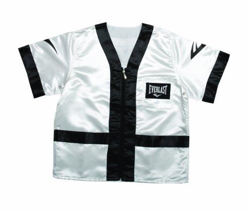 Black Unisex white Casacca Sportiva Everlast Bianco Adulto OAwvYqq