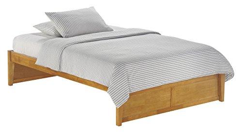 Night & Day Furniture Basic K Series Platform Bed in Medi...