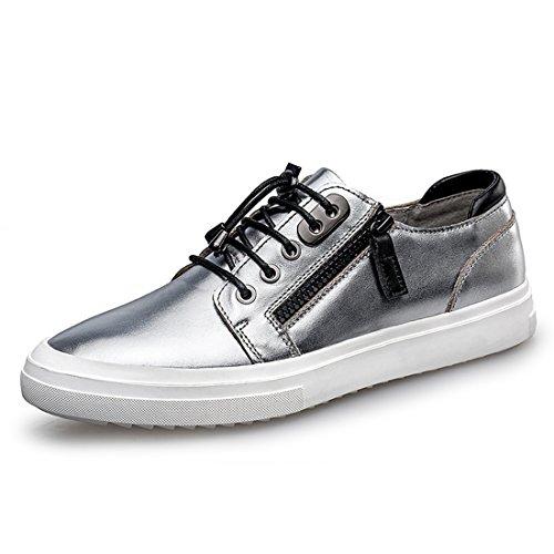 Minitoo LHEU-LH17AY, Sneaker Uomo, Grigio (Grey), 39.5 EU