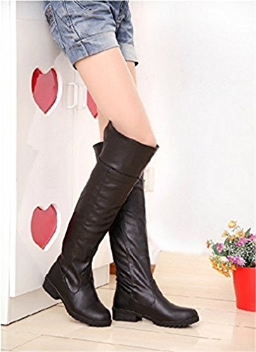 Bromeo Attack on Titan Shingeki No Kyojin Cosplay Chaussure Bottes Boots