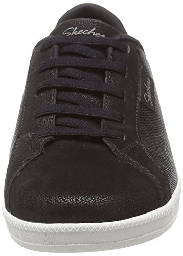 White Skechers Bkw Madison Nero Sneaker Donna Black Ave qYw1Pq