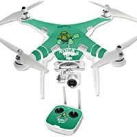 Skin For DJI Phantom 3 Professional – Late Turtle | MightySkins Protective, Durable, and Unique Vinyl Decal wrap cover | Easy To Apply, Remove, and Change Styles | Made in the USA