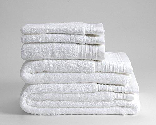 Luxury Supreme Handtücher aus 100 % ägyptischer Baumwolle, 700 GSM, Hotelqualität, schwarz, 10 Piece Bale B01N3ZNU7Z Sets