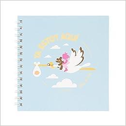 El Jardin de Noa 1064A - Libro de bebe Ya estoy aquí, 19 x 19 cm: Amazon.es: Jardin De Noa: Libros