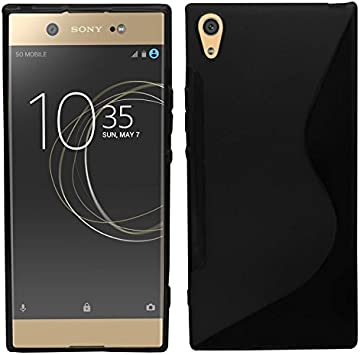 SAMRICK – Funda Gel para Sony Xperia XA1 Ultra Negro: Amazon.es ...