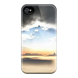 Iphone 4/4s Hard Case With Awesome Look - ZdJ1639Oumr