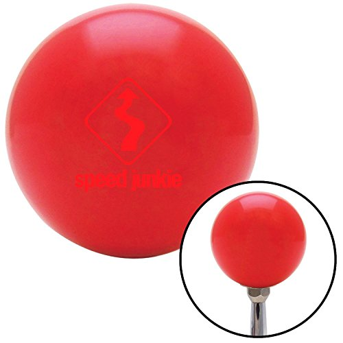 American Shifter Company ASCSNX82177 Red Speed Junkie Red Shift Knob with M16 x 1.5 Insert classic model t 911 auto from American Shifter