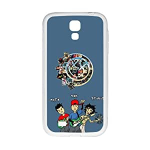 Cute Rock Band Brand New And Custom Hard Case Cover Protector For Samsung Galaxy S4 WANGJING JINDA