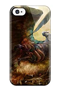 Leslie Hardy Farr's Shop 7560345K255608687 red night stars moon ribbons Anime Pop Culture Hard Plastic iPhone 4/4s cases