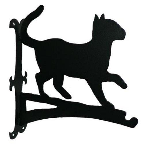 Profili – nero Cat staffa per cestino pensile