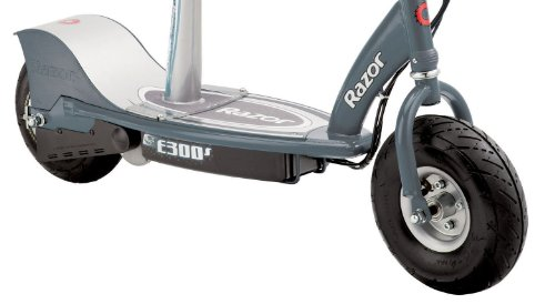 Razor Electric Scooter With Seat >> Razor E300 Electric Scooter Review