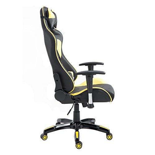Giantex High Back Executive Racing Reclining Gaming Chair