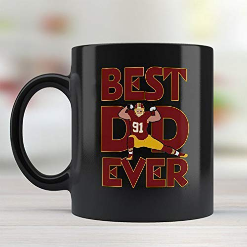 Washington capital mug Redskins lovers mug for fan fathers day 2019 gift ideas Ryan mug Kerrigan best dad ever 2019 Mug Customized Handmade Mug Size 11oz or 15oz]()