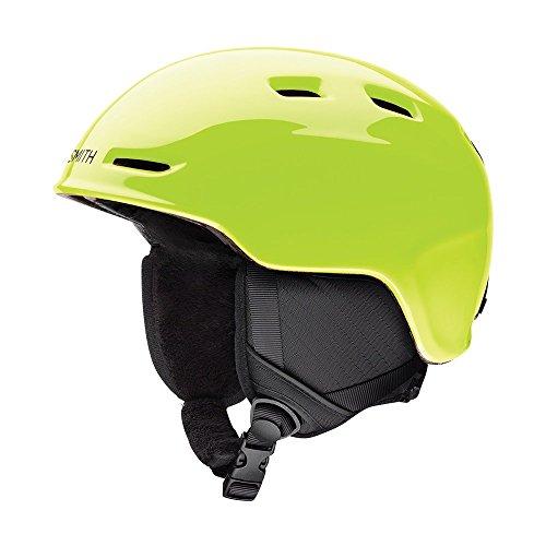 Smith Optics Youth Zoom Jr Ski Snowmobile Helmet - Acid / Youth Medium