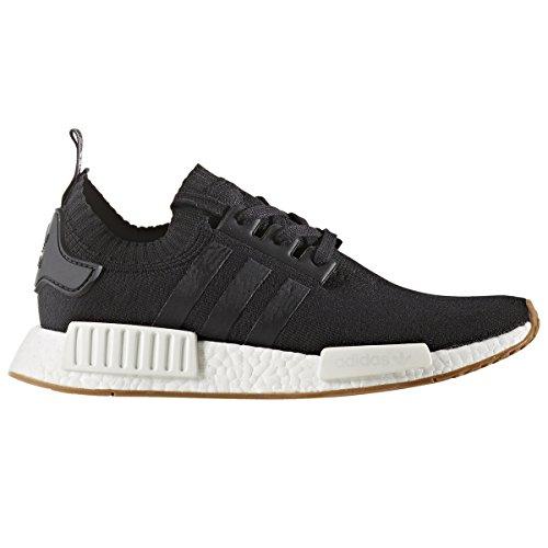 Boost schwarz NMD Originals Primeknit Pour adidas Technologie Chaussures Hommes Sneaker r1 PK ZfUnqw7S