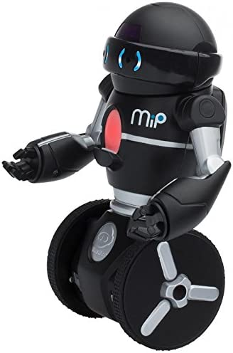 Bianco//Nero NUOVO Wowwee Mip Robot Domestico Multimediale