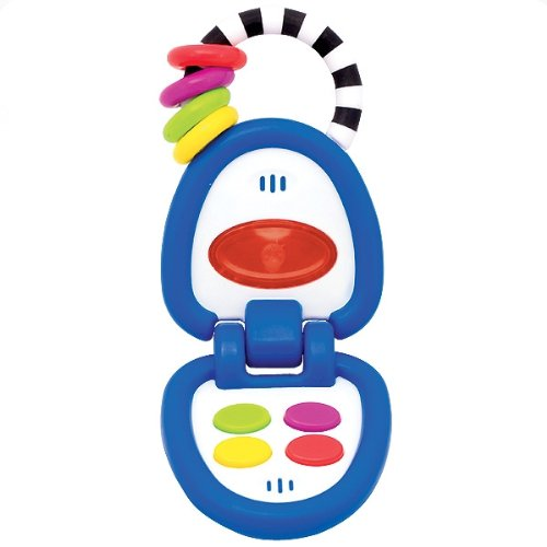 Sassy Phone Of My Own Developmental Toy