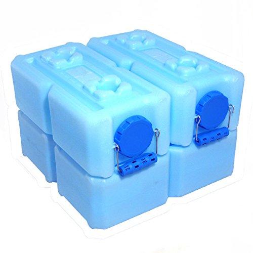 Saratoga Farms 14-Gallon WaterBrick Storage Kit - 4 -