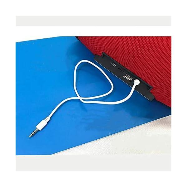 Haut-Parleur Portable Bluetooth étanche Voyage en Plein airHaut-Parleur Bluetooth Camouflage Portable 237mmx140mm 5
