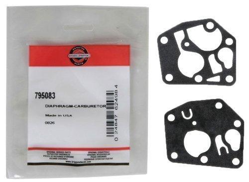 Briggs & Stratton 795083 Carburetor Diaphragm Outdoor, Home, Garden, Supply, Maintenance ()