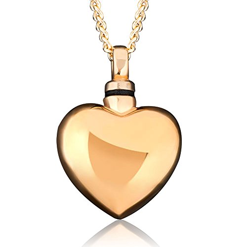 LovelyJewelry Cremation Necklaces Necklace Memorial